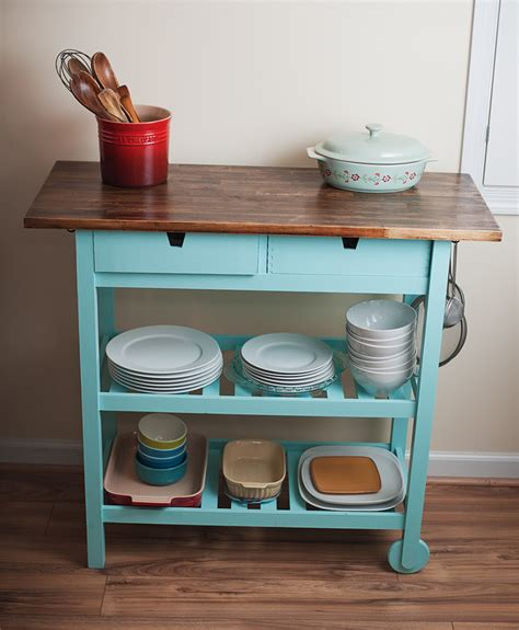 diy kitchen cart picture of diy kitchen cart