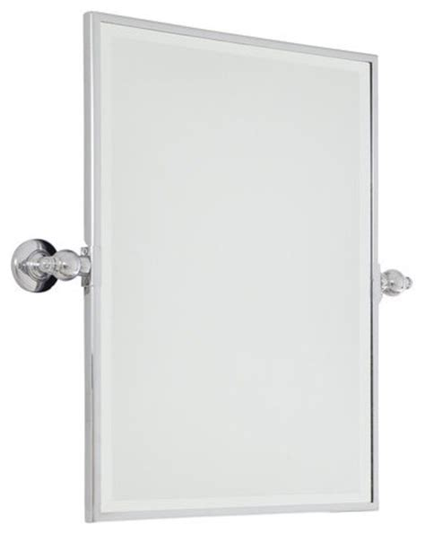 Pivoting Bathroom Mirror Minka Lavery 1441 77 Pivoting Bathroom Mirror Large Rectangle Mirror Transitional