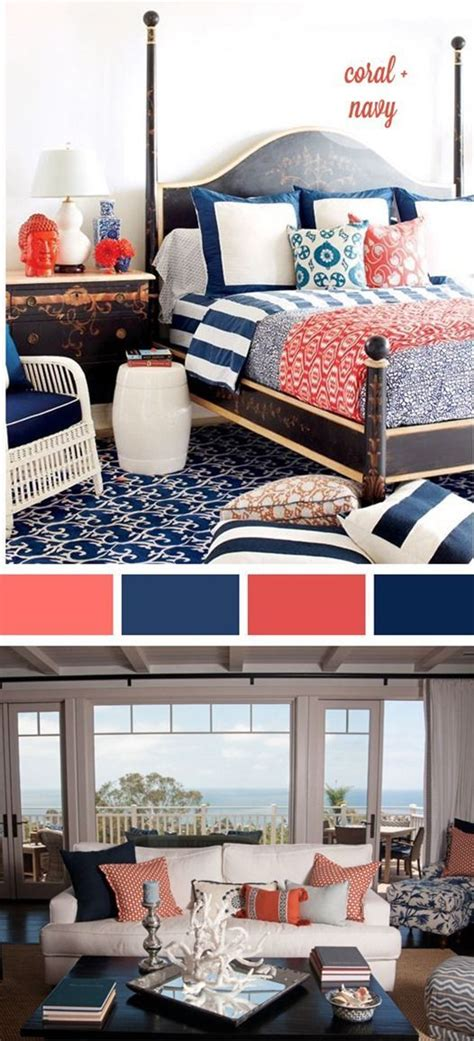 navy and coral living room 1000 ideas about gray coral bedroom on coral bedroom navy bedroom decor and navy