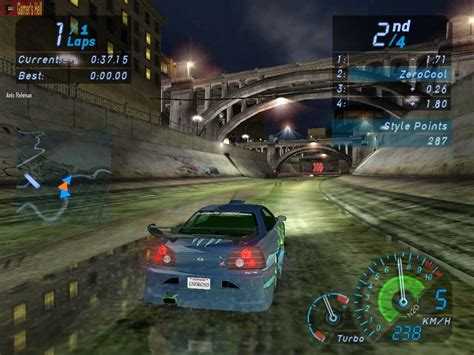 pc games free download full version under 500mb download need for speed under ground 1 game download