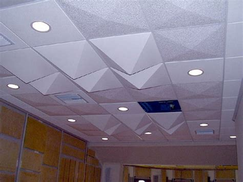 Acoustic Ceiling by Acoustical Sound Panels And Baffles Landville Drywall