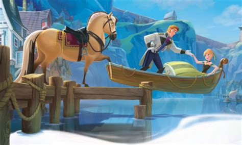 film frozen story wildfillysama horses in frozen and the hobbit the