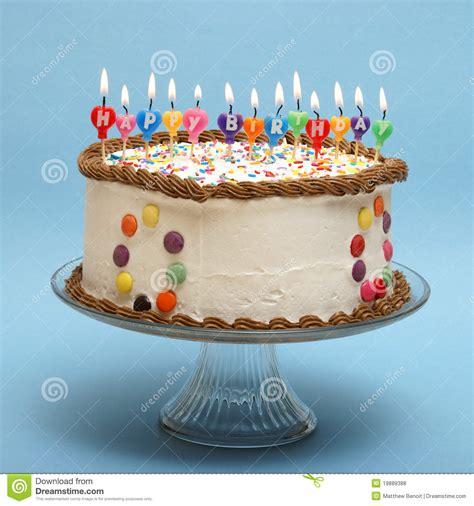 imagenes de cumpleaños tortas torta del feliz cumplea 241 os foto de archivo imagen de