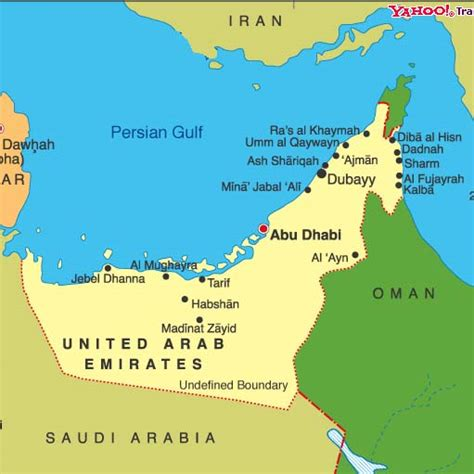 5 themes of geography uae united arab emirates