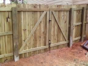 Fence company installs wood fences in raleigh free gates