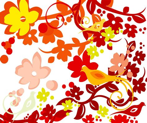 floral pattern vector corel vector floral pattern cdr file download coreldraw