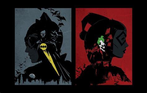 Scream Batman And Joker Iphone All Hp wallpaper harley quinn dc comics batman joker images for desktop section стиль
