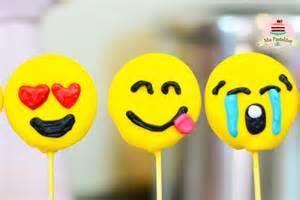 emoji cake pops f 193 cil solo 3 ingredientes mis pastelitos kids funnydog tv
