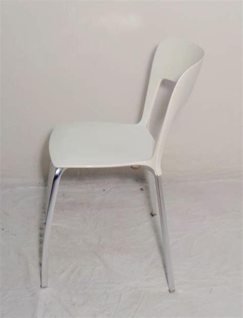 ycami sedie 4 sedie ycami pin up archirivolto design bianco