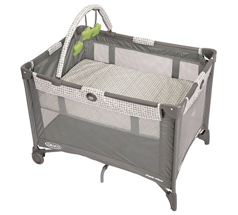 Graco Crib Accessories by Graco Pack N Play On The Go Travel Playard Baby Gear And