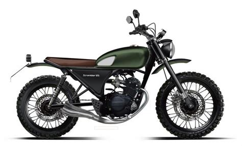 125er Motorrad Mobile by Scrambler 125cc Euro4 Injection Vehicules A 2 Et 4 Roues