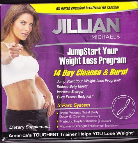 Jillian Michael S Detox And Shed Pills by Can Jillian Cleanse Burn Jumpstart My Weight