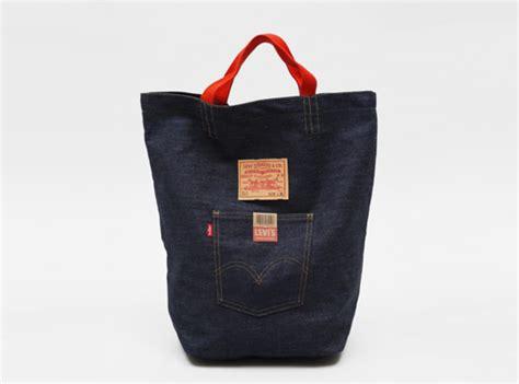 Handbag Levis 1102 02 levi s vintage denim bag highsnobiety