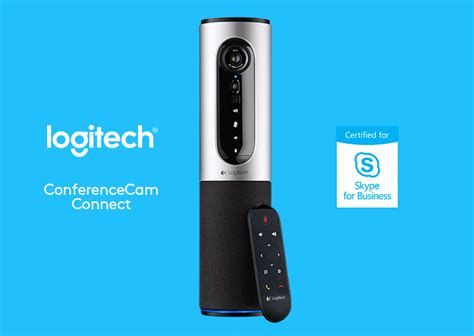 logitech skype broadcast skype for business meetings with the new office