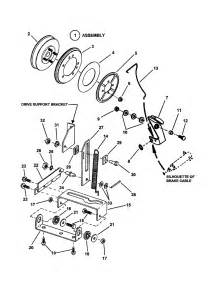 smooth clutch series 19 diagram parts list for model m280919b snapper parts mower