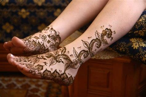 henna tattoo zum nachmachen ideen und anleitung zum henna selber machen