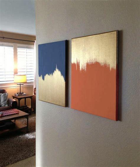 can i use acrylic wall paint on canvas 100 einfache bastelideen bilder