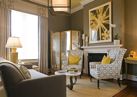 Yellow And Grey Living Room Ideas by Yellow And Gray Living Room Living Room