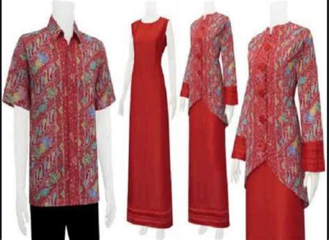 Baju Gamis Polos model baju gamis batik kombinasi polos