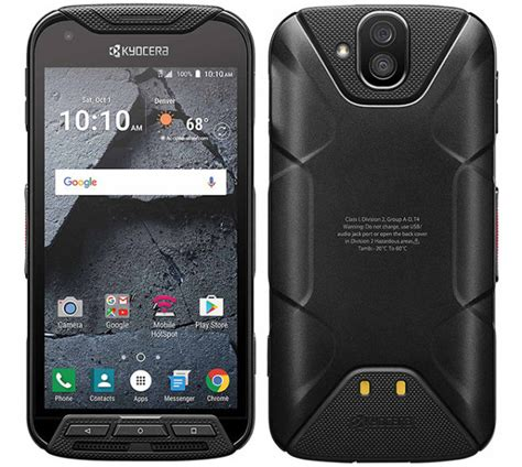 rugged smartphone at t kyocera duraforce pro is a rugged android smartphone that s launching at t mobile today tmonews