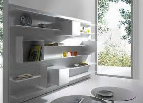 floating shelving systems floating white wall shelves as abstract home decor