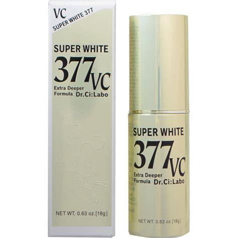 Dr Ci Labo White 377 Vc 18g ドクターシーラボ スーパーホワイト377 vc 18g 送料無料 ケンコーコム