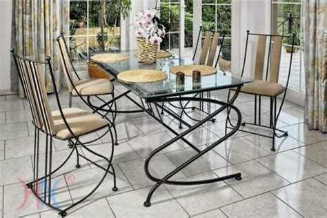 wrought iron dining table railing manufacturer