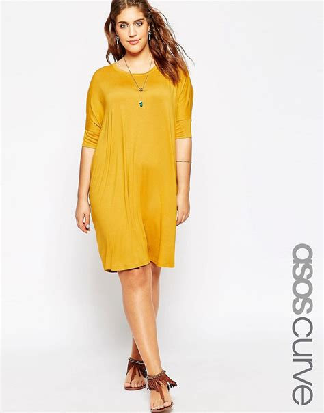 Asos Curve Asos Curve asos curve asos curve the t shirt dress at asos