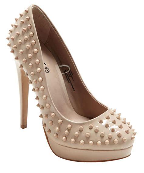matalan shoes matalan spike studded platform court shoes gt shoeperwoman