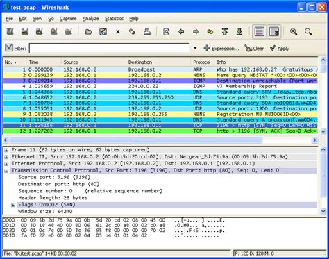 network sniffing using wireshark to find network vulne a survey of network traffic monitoring and analysis tools
