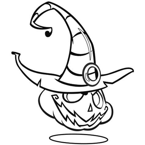 Modele Citrouille Dessin