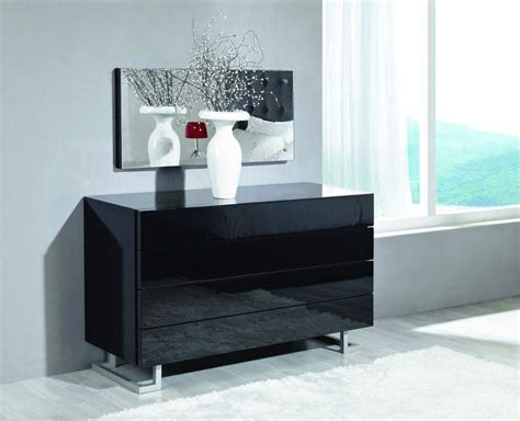 black lacquer dresser with mirror elise dresser in white or black luxury lacquer on stylish