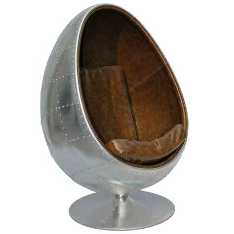 poltrona egg chair aviator egg chair miami