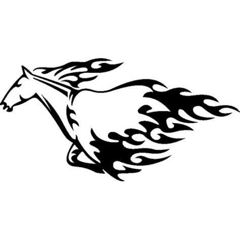 Aufkleber F Rs Auto Pferd by Aufkleber F 252 R Auto Aufkleber Pferd Auf Kontur