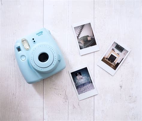 miniature polaroid instax mini 8 polaroid reinventing neesha