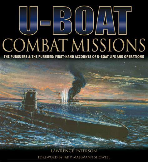 u boat books u boat combat missions elephant book company