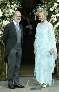 Prince and princess michael of kent have become grandparents for the