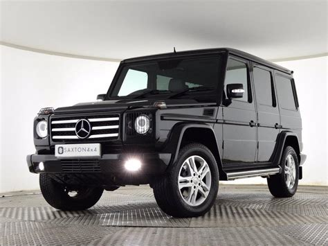 Mercedes 4x4 by Used 2012 Mercedes G Class 3 0 G350 Cdi 4x4 5dr For