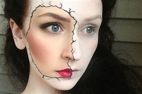 haunted quinceanera doll image gallery makeup looks