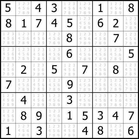 easy sudoku printable out free easy sudoku puzzle 03 sudoku puzzler