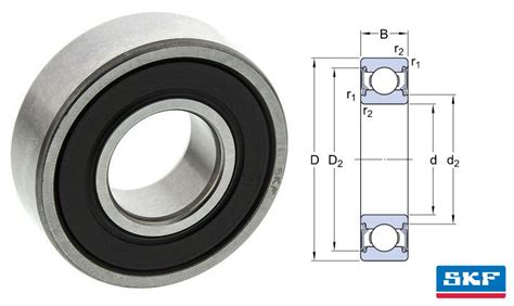 Miniature Bearing 635 2rsh Skf 626 2rsh skf groove bearings bearing king