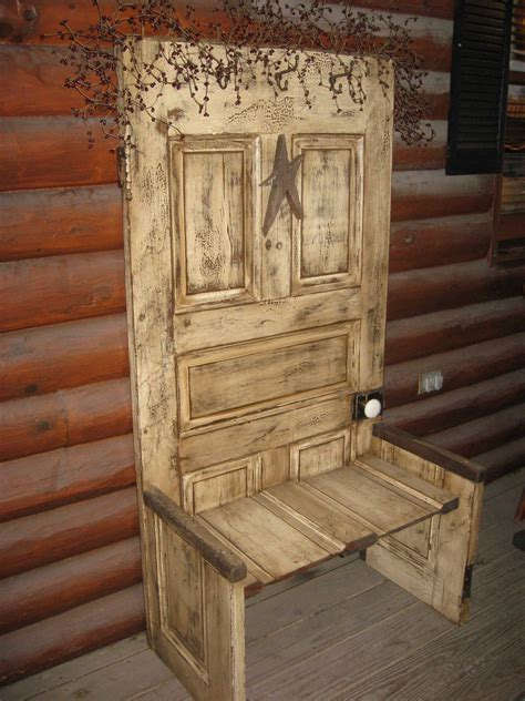 how to make an old door into a headboard old door crafts on pinterest old door projects door