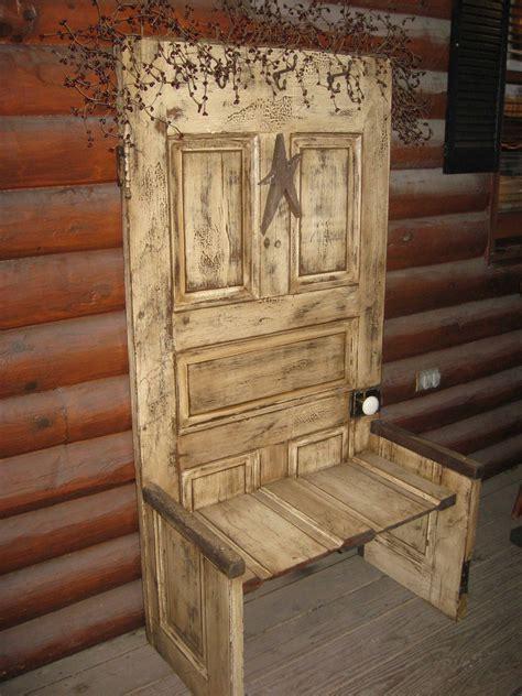 door bench old door crafts on pinterest old door projects door