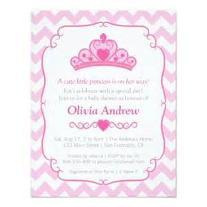 Princess Baby Shower Invitation Templates Free by Baby Shower Princess Invitations Gangcraft Net