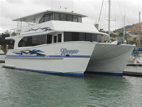 catamaran for sale townsville streamline custom luxury kimberley cruiser catamaran for