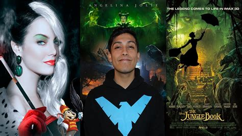 film disney live action top 5 upcoming live action disney films youtube