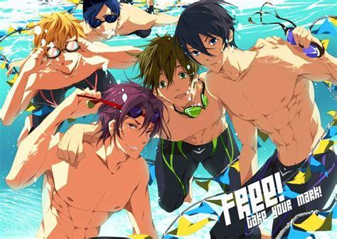 iwatobi swim club chion of justice and all things anime free iwatobi