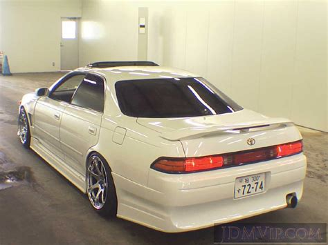 Toyota Ii Toyota Ii 2 4 1993 Auto Images And Specification
