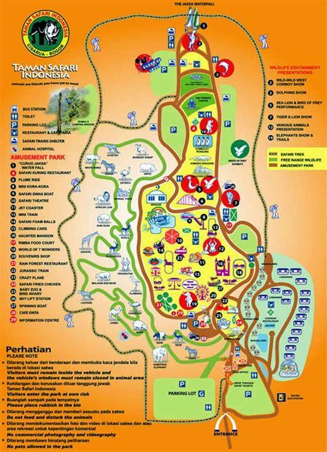 Taman Safari Cisarua enjoy the flora and fauna in taman safari bogor vacation