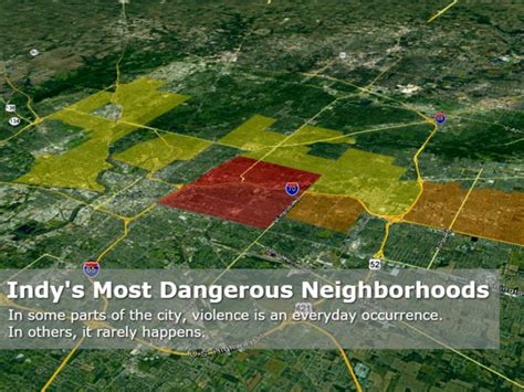 crime map indianapolis map indy s most dangerous neighborhoods 2017
